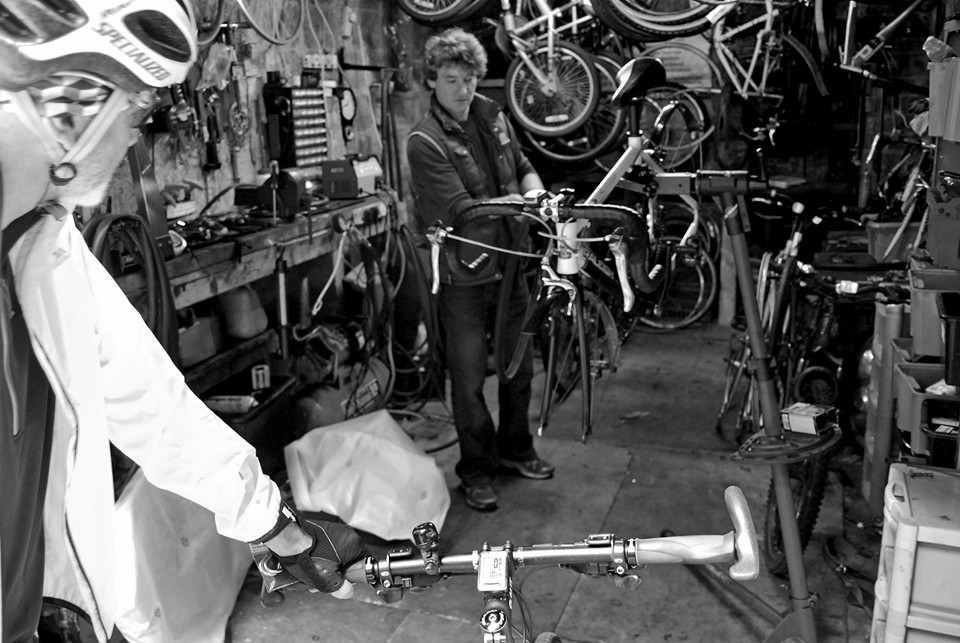 We transform unwanted bicycles into safe, affordable products