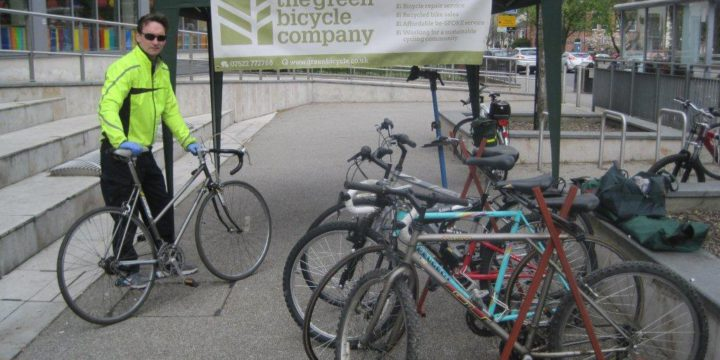 Queen University Bike Recycling